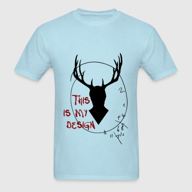Hannibal - This is my des - Men's T-Shirt