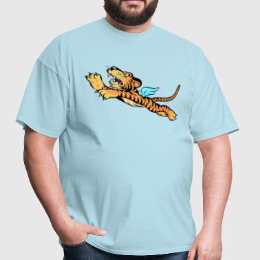 flying_tigers.png - Men's T-Shirt