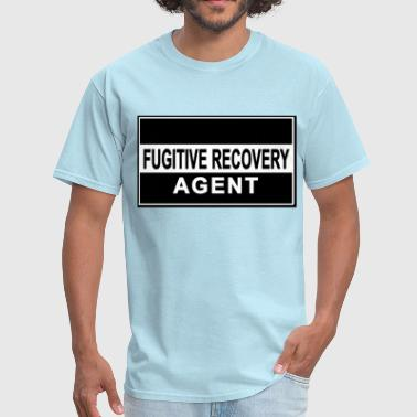 fugitive_recovery_agent_ - Men's T-Shirt