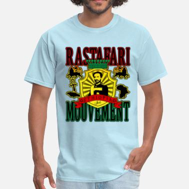 Rastafari rastafari mouvement ethiopia - Men's T-Shirt