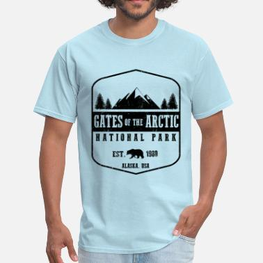 Gates Gates of the Arctic - Men's T-Shirt