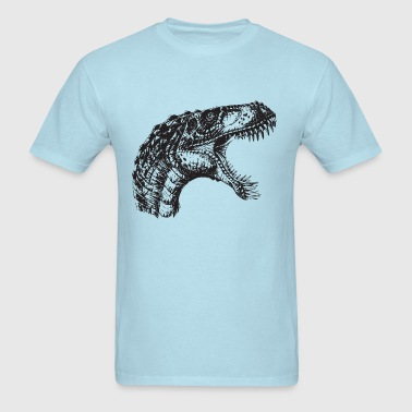 Dinosaur Roar - Men's T-Shirt