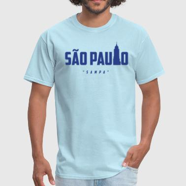 Sao Paulo Black - Men's T-Shirt