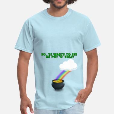 Pot Of Gold pot 'o' gold - Men's T-Shirt