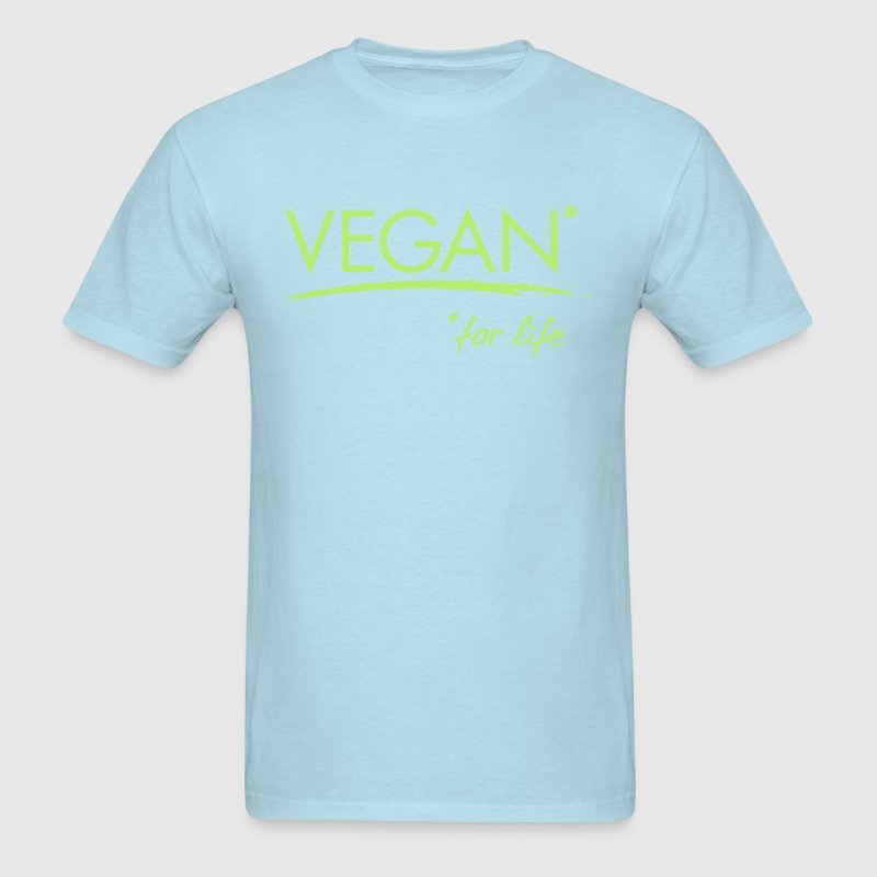 VEGAN for life - vector - Men's T-Shirt