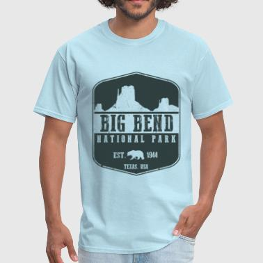 Big Bend National Park Big Bend National Park - Men's T-Shirt