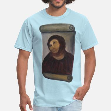 Potato Woman Potato Jesus - Men's T-Shirt