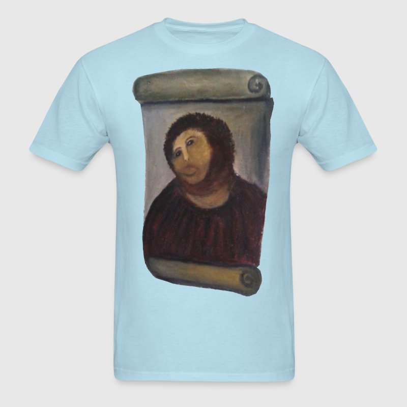 Potato Jesus - Men's T-Shirt
