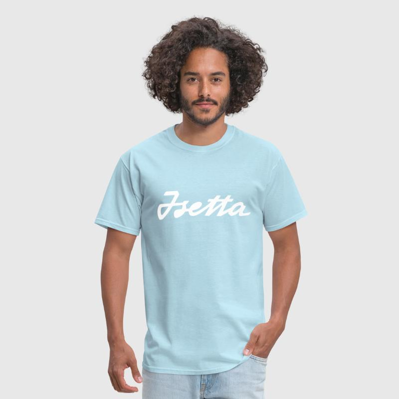 Isetta lettering - Men's T-Shirt