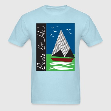 Step Brothers Boats & Ho's - Men's T-Shirt