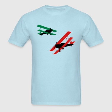 aircraft - Men's T-Shirt