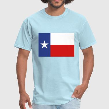 Flag Of Texas Flag Texas - Men's T-Shirt