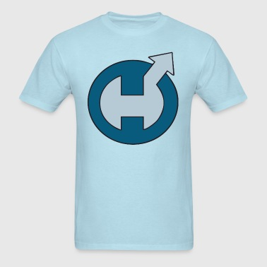 Captain Hero - Men's T-Shirt