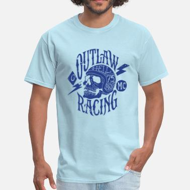 Outlaw Racing Outlaw Racing - Men's T-Shirt