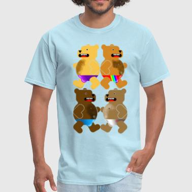 Big Bear BIG BEARS OF SUMMER - Men's T-Shirt