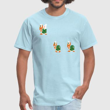Koopa 8-bit Koopa Troop - Men's T-Shirt