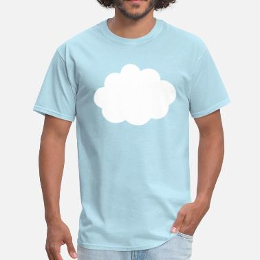 Clouding This is a Cloud - Men's T-Shirt