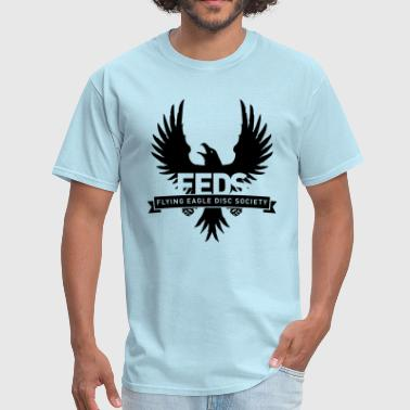 Flying Eagle Disc Society - Men's T-Shirt