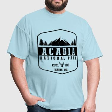 Acadia National Park - Men's T-Shirt