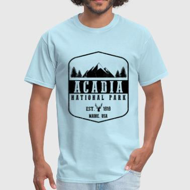 Acadia National Park Maine Acadia National Park - Men's T-Shirt