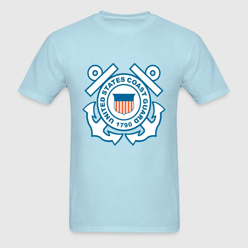 Coast Guard Symbol - Men's T-Shirt