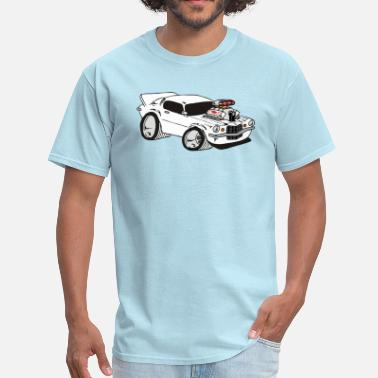 Crazy Camaro - Men's T-Shirt