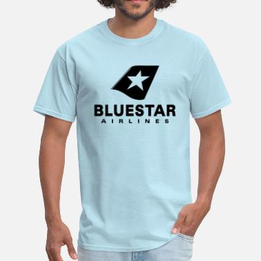 Airliners BlueStar Airlines - Men's T-Shirt