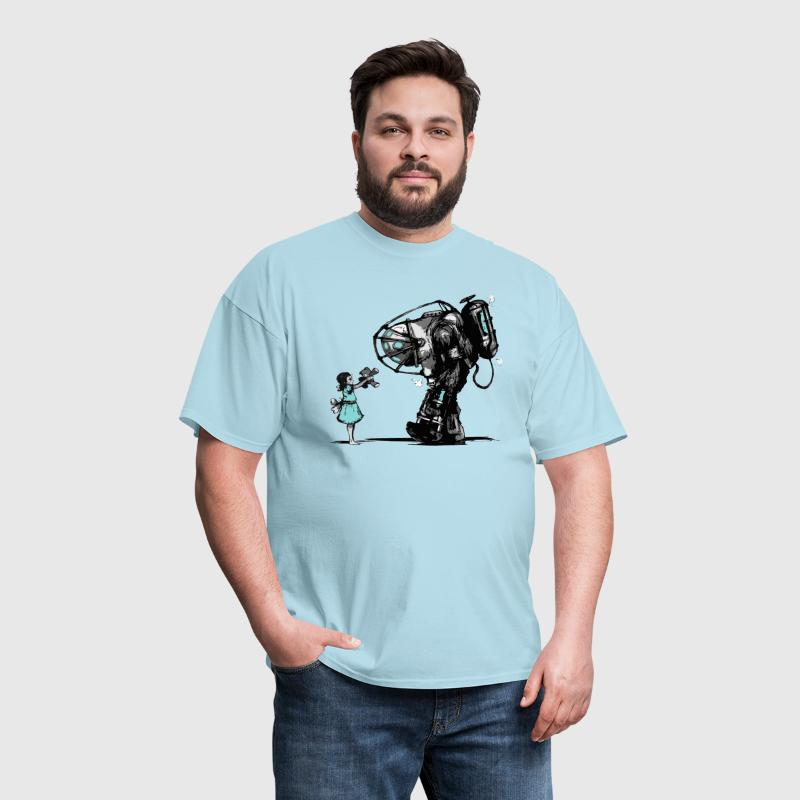 Bioshock Big Daddy - Men's T-Shirt