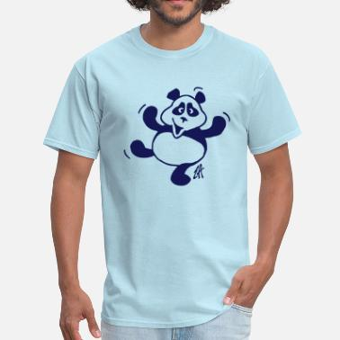 Panda Bär Panda - Men's T-Shirt