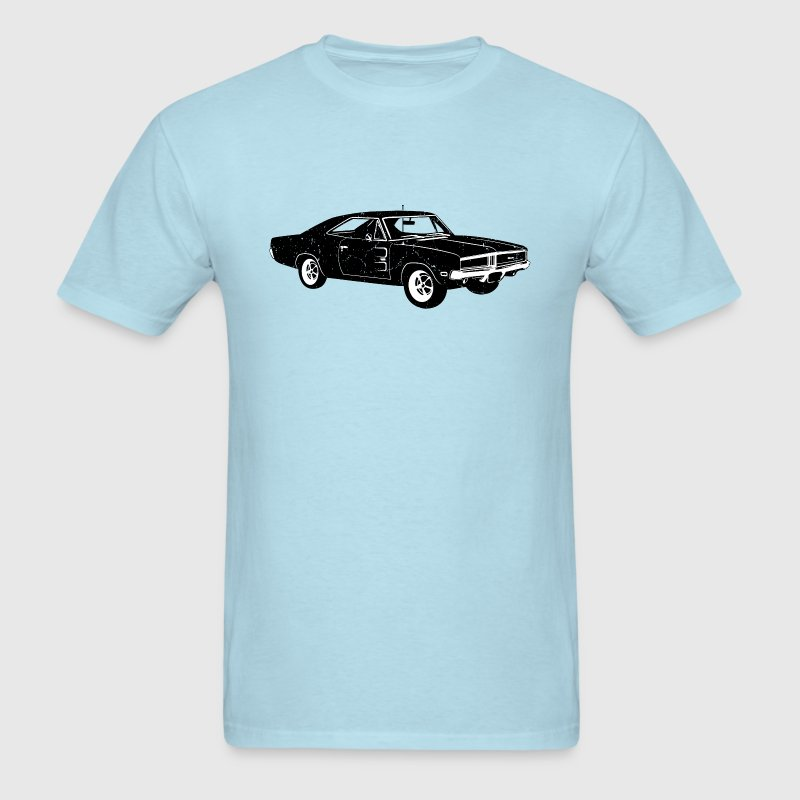 1969 Dodge Charger RT SE - Men's T-Shirt