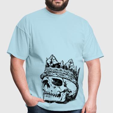 Handcraft Skull Crown - Men's T-Shirt