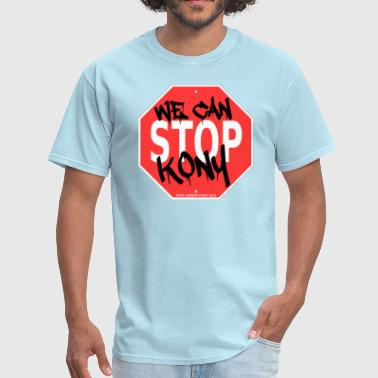 Kony 2012 - We Can Stop Joseph Kony - Men's T-Shirt