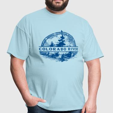Colorado River - Men's T-Shirt