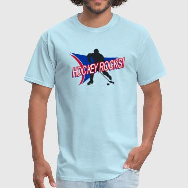 Hockey Rocks Hockey Rocks T-Shirt - Men's T-Shirt