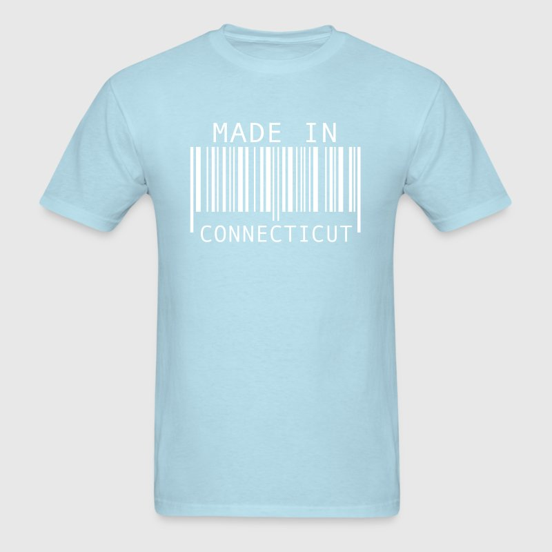 Made in Connecticut - Men's T-Shirt
