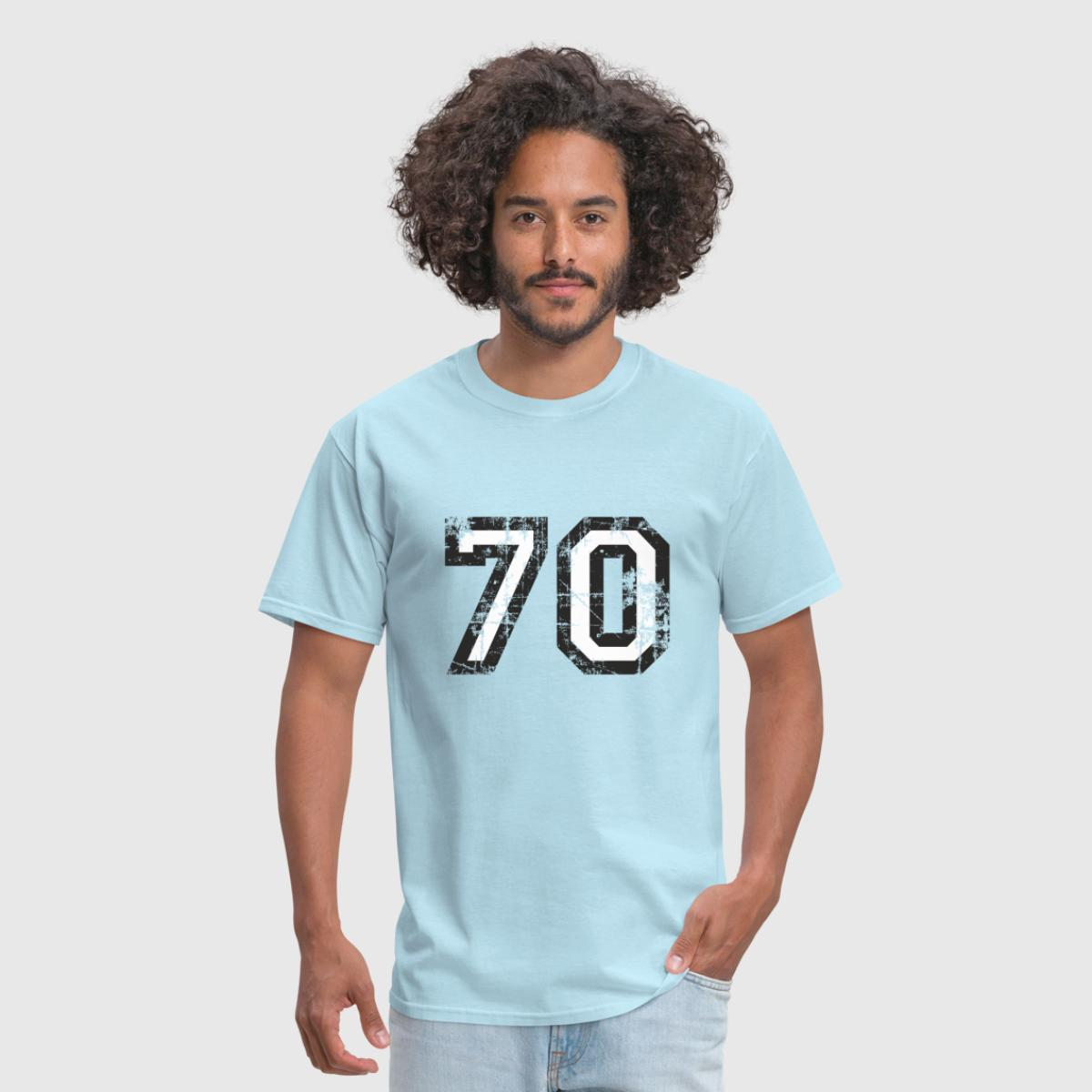 T Shirt Design For 70th Birthday