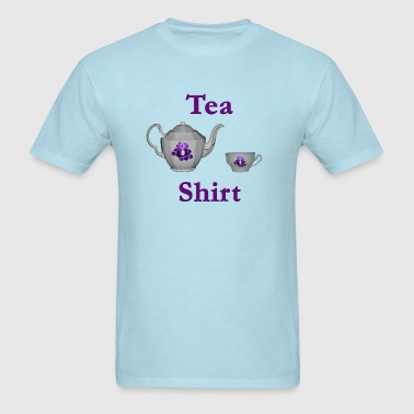 Tea Shirt - Men's T-Shirt