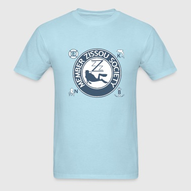 Team Zissou Tshirt   - Men's T-Shirt
