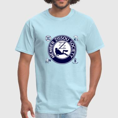 Team Zissou Life - Men's T-Shirt