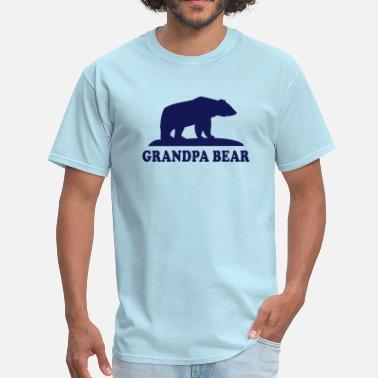 Opi GRANDPA BEAR - Men's T-Shirt