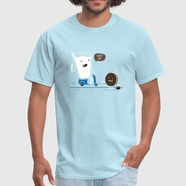 Oreos The Milky Highway - Men's T-Shirt
