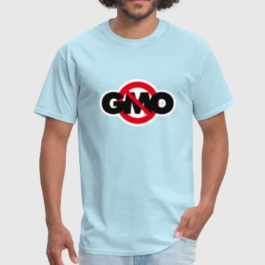 Non-gmo Stop GMO - Men's T-Shirt