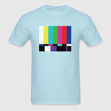 Test Pattern - Men's T-Shirt
