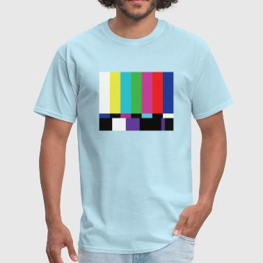 Test Patterns Test Pattern - Men's T-Shirt