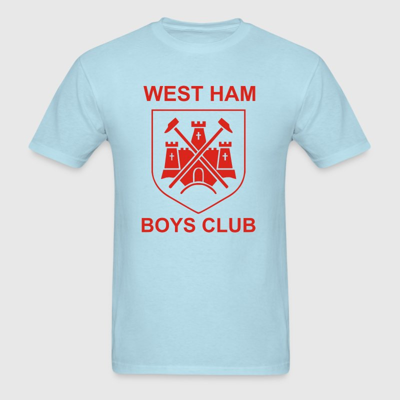West Ham Boys Club - Men's T-Shirt