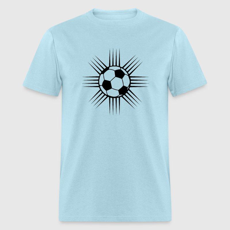 cool soccer ball design or team logo by VintageDesignerTshirts ...