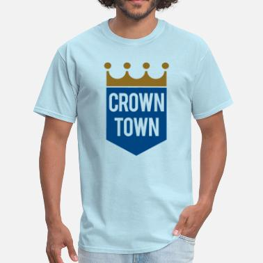 Crown Town Crown Town - Men's T-Shirt