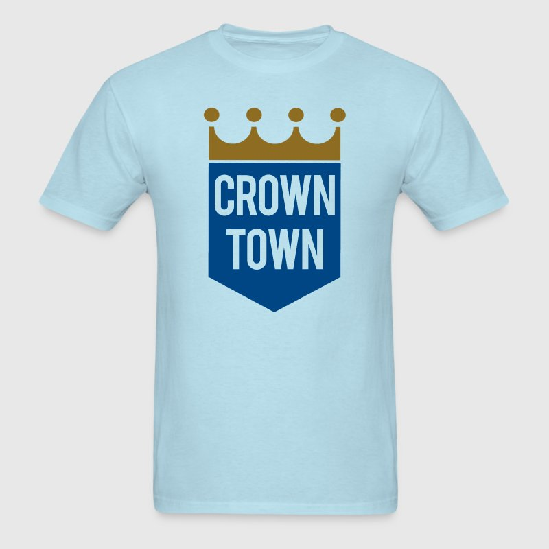 Crown Town - Men's T-Shirt