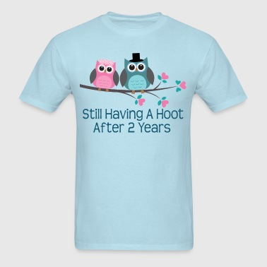 2nd Anniversary Fun Gift - Men's T-Shirt