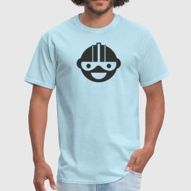 Space Helmet Space Helmet - Men's T-Shirt